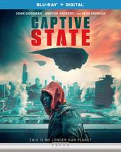 Captive State [Blu-ray + Digital]