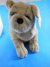 APPLAUSE LOU RANKIN & FRIENDS COLLECTION PLUSH STAFFORD PUG PUPPY DOG MW... - $13.85