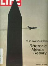 Life magazine January 31,1969-The Inauguration-Rhetoric Meets Reality;Valachi Pa - $14.99