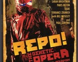Repo! The Genetic Opera DVD Paris Hilton Sarah Brightman - 2008