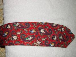 Disney Mickey, Donald, And Pluto  Men's Neck Tie - $19.00