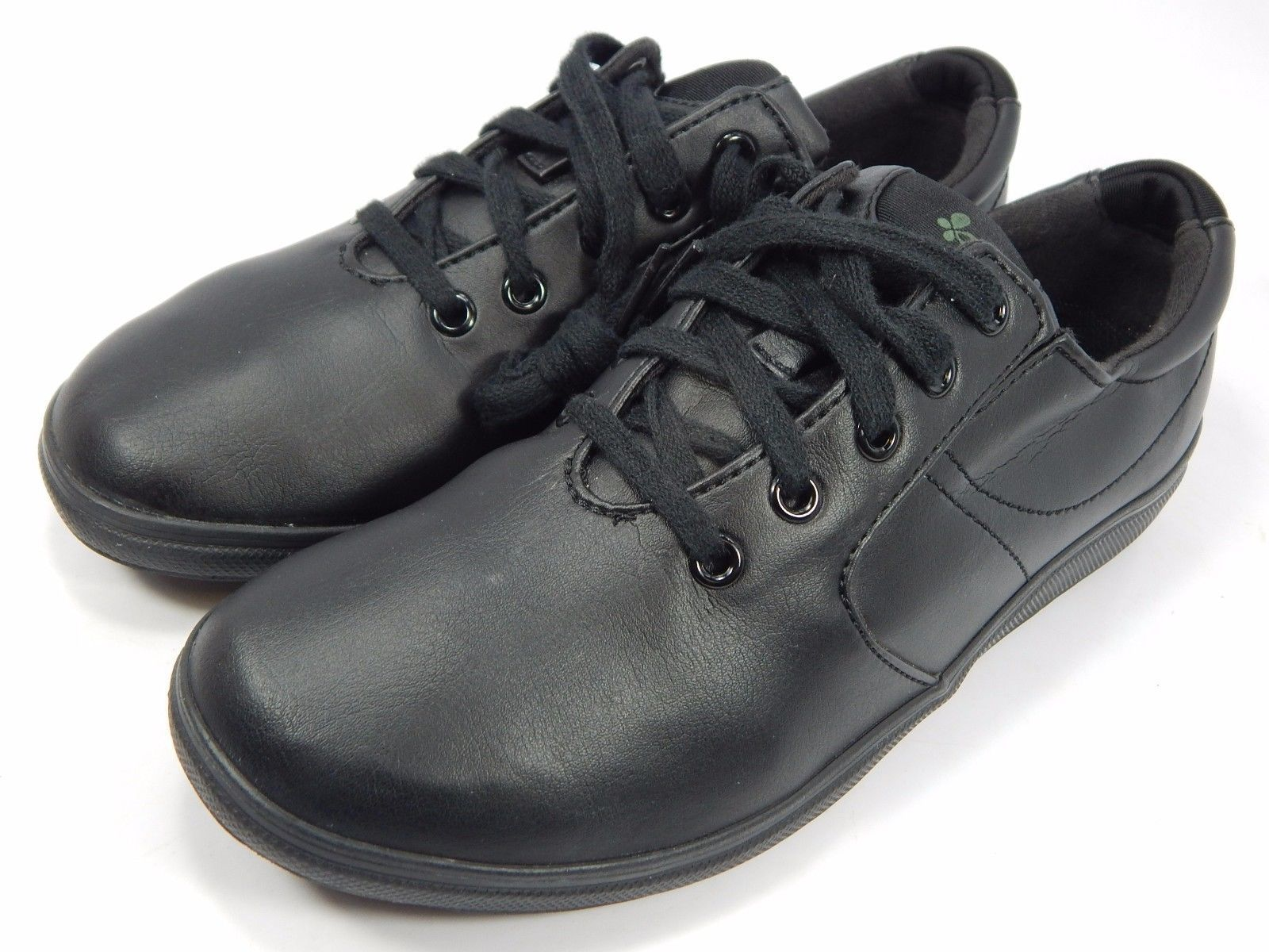 Grasshoppers Stretch Plus Lace Up Women's Sneakers Shoes Size US 7.5 M (B) Black