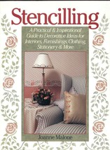 Stencilling:A Practical and Inspirational Guide to Decorative Ideas for ... - $11.99