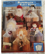 McCall's Creates Paperback Party People  1996 a... - $6.95