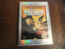 DVD The French Connection 2-disc Five Star Collection Gene Hackman Roy S... - $2.99