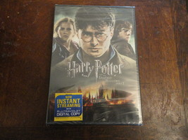 DVD Harry Potter and the Deathly Hallows Part 2 new sealed Daniel Radcli... - $15.99