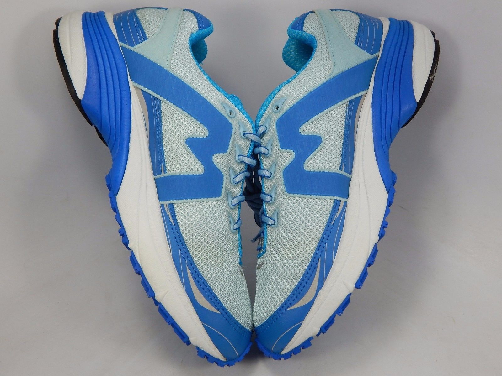 Karhu Steady Ride Fulcrum Women's Running Shoes Size US 10.5 EU 42 blue