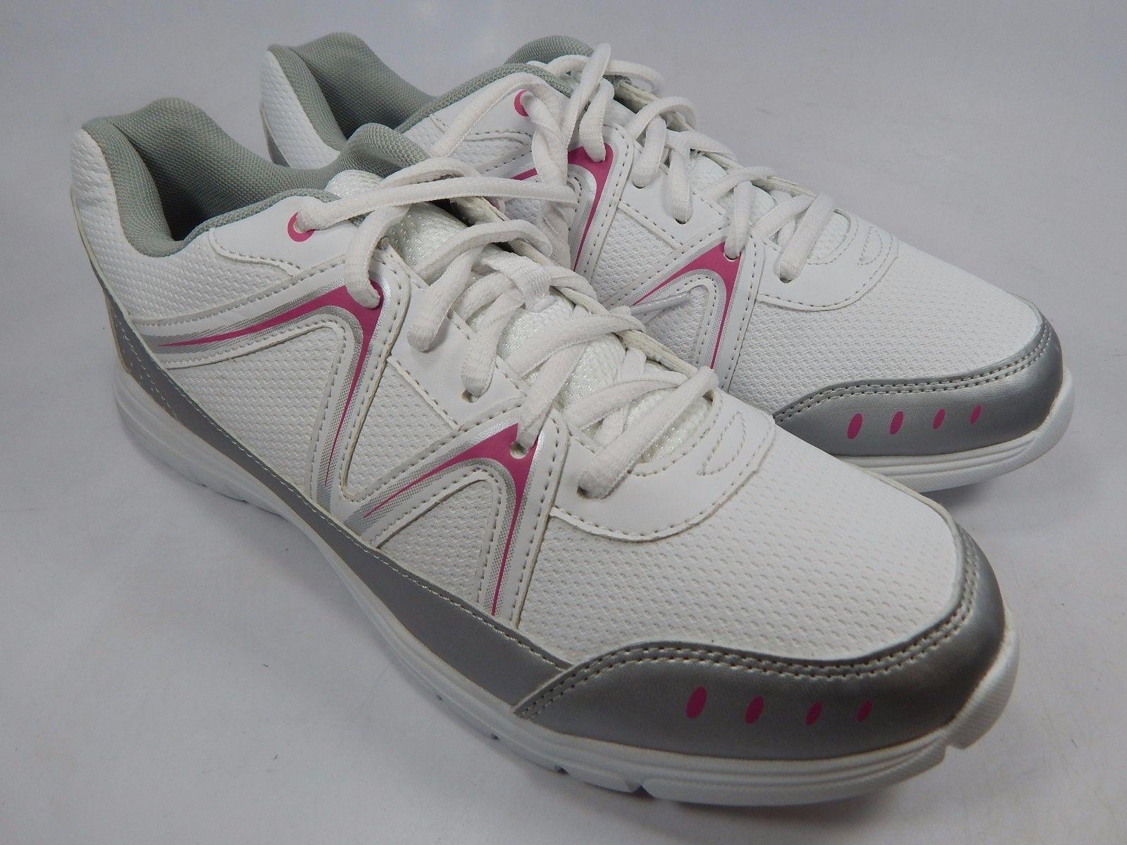 Essential Light Weight Women's Running Shoes Size US 11 M (B) EU 43 White