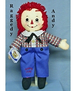"""Raggedy Andy  Doll - 16"""" - $12.00"""