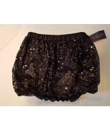 Girls Cherokee Ebony Glitter Skirt  Size M 7/8  Nwt  - $13.59