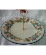 ROYAL DOULTON Highland Moor Serving Tray Tidbit... - $12.00