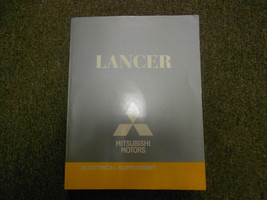 2009.5 2009 MITSUBISHI Lancer Electrical Supplement Service Repair Shop Manual - $15.84
