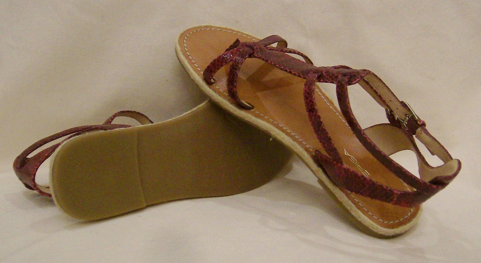 Via Spiga Women/'s HANA Slide Sandal,Hot Orange Size 4 M