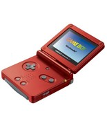 NEW,Flame Game Boy Console,Red Game Boy Console,Red GameBoy Console,Gameboy - $199.99