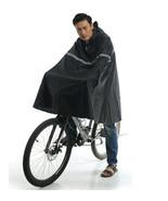 Ultralight bicycle raincoats Riding sport  Unisex Reflective Portable ra... - $19.15