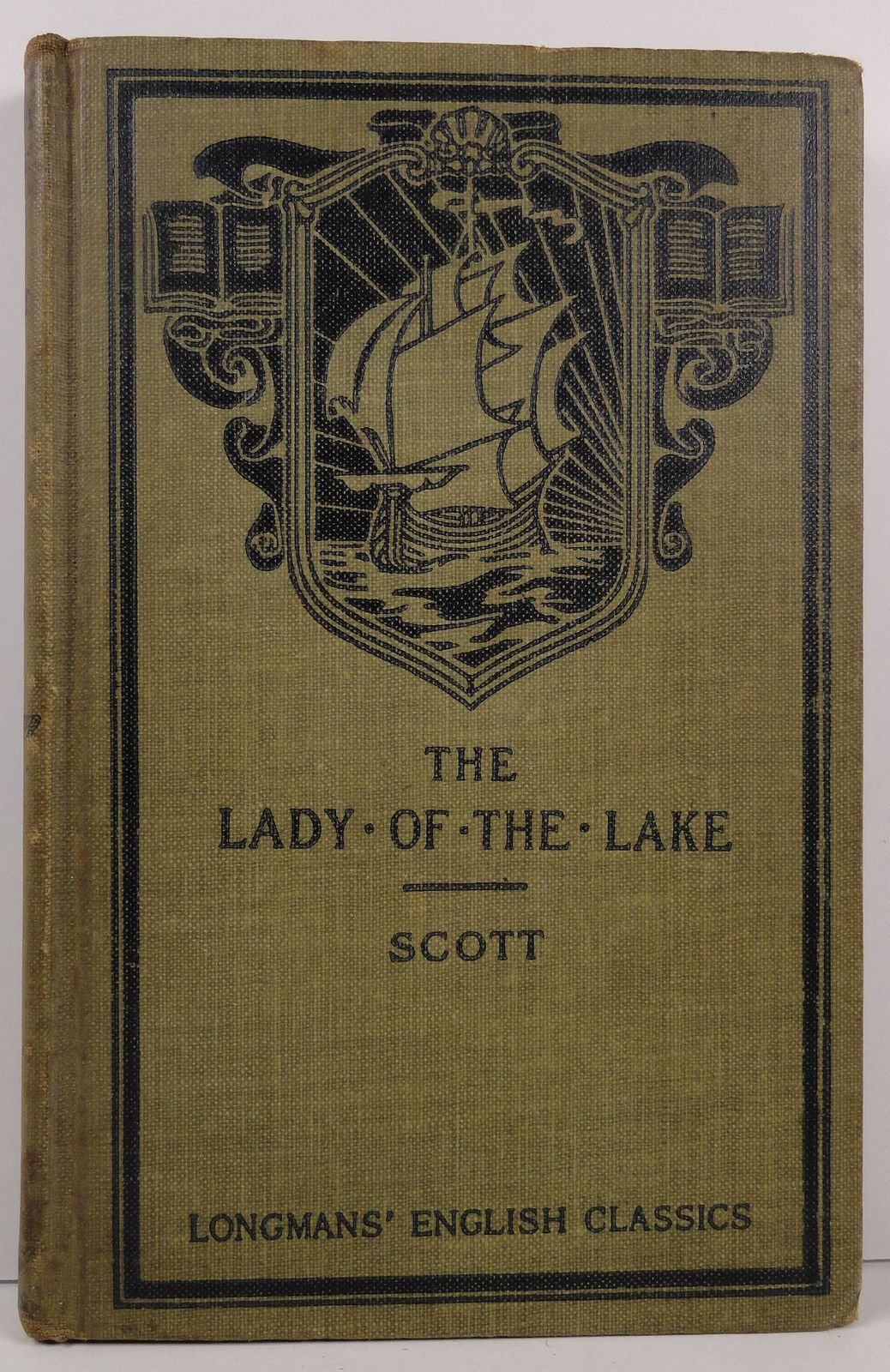 Sir Walter Scotts The Lady of the Lake George Rice Carpenter
