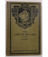 Sir Walter Scotts The Lady of the Lake George Rice Carpenter - $9.99