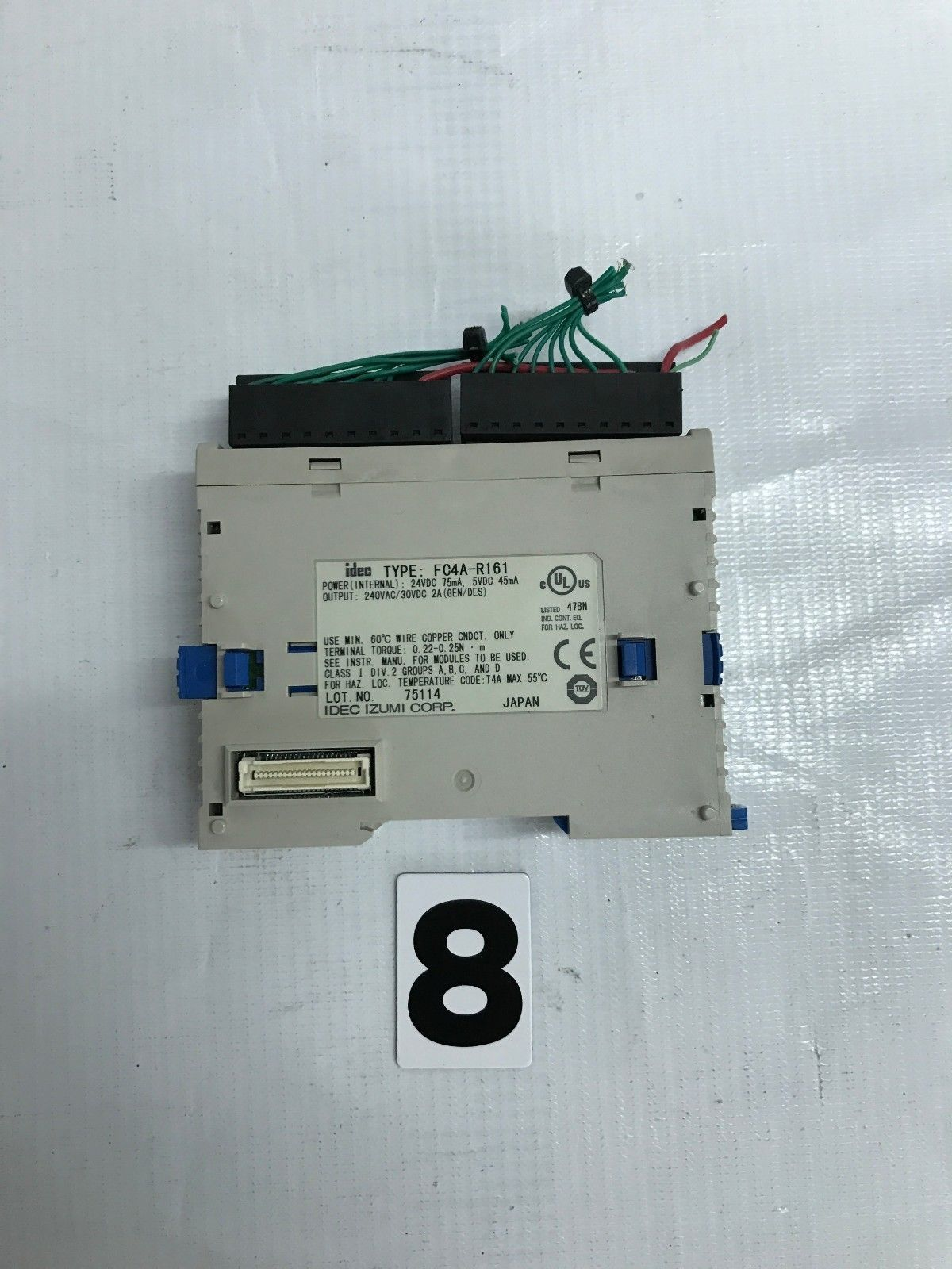 Stallion EC8//64-PCI Easy Connection PCI 8 to 64 Serial Ports w//cable 10 Avail