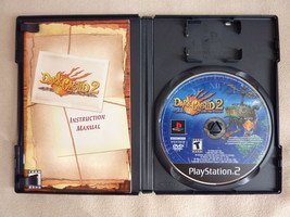 Dark Cloud 2 (PlayStation 2, 2003) Black Label Complete PS2 RPG Free Shipping!!! image 3