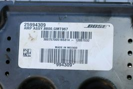 GM Enclave Traverse Acadia Outlook Bose Radio Stereo Amp Amplifier 25994309 image 4
