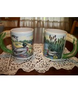 Papel  Giftware Mallard Duck Mugs Set of 2  - $14.99