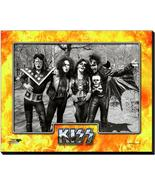 KISS -16 x 20 Photo on a Professional Gallery Wrapped Stretched Canvas - $94.95