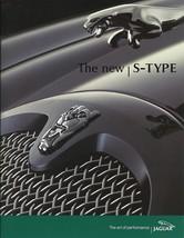 2003 Jaguar S-TYPE intro sales brochure catalog US 03 R S/C - $10.00