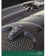 2003 Jaguar S-TYPE sales brochure catalog US 03 R S/C INTRO - $10.00