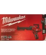 Milwaukee 2441-159 M12 Li-Ion 10 oz. Caulk and Adhesive Gun Kit 220-240v... - $118.80