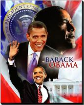 President Barack Obama -16 x 20 Photo on a Gallery Wrapped Stretched Canvas - $94.95