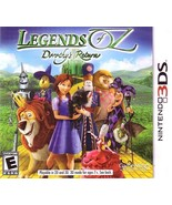 Legends of Oz: Dorothy's Return (Nintendo 3DS, 2014) - $356,12 MXN