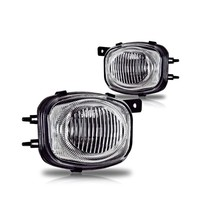 Fits 00-02 To 01/02 Mitsubishi Eclipse Left / Right Fog Light Assemblies... - $56.95