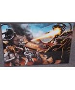 Star Wars Stormtroopers vs Aliens Glossy Print 11 x 17 In Hard Plastic S... - $24.99