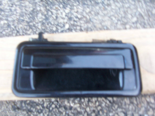 Primary image for 1995 CADILLAC BROUGHAM  FLEETWOOD RIGHT REAR DOOR HANDLE OEM USED 94 96 BLACK