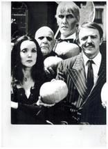 Addams Family Hal John Astin Carol Jones Vintage11X14 BW TV Memorabilia ... - $12.95