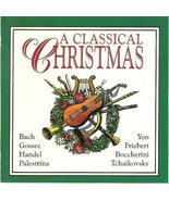 A Classical Christmas by N/A (1990-01-01) [Audio CD] - $121.72