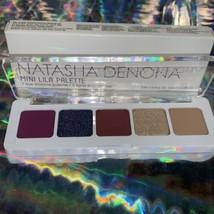 OMG CUTE! NEW IN BOX Mini Lila Palette NATASHA DENONA 0.8gx5