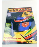 September 1993 Issue of Winston Cup Illustrated Magazine Kyle Petty Cover  - $12.73