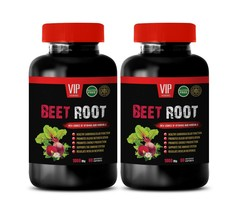 complete digestion - BEET ROOT - boost sustained natural energy 2 Bottles - $28.03