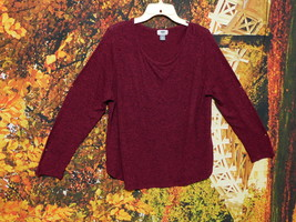 WOMEN'S LONG SLEEVE LIGHT SWEATER BY OLD NAVY / SIZE XL - $11.85