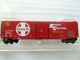 Micro-Trains # 50500431 Atchison, Topeka & Santa Fe 50' Standard Boxcar Z-Scale image 1