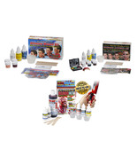 New Smooth-on Skin Tite Ultimate Blood / Wound Kit / Zombi Kits Make Up ... - $49.99