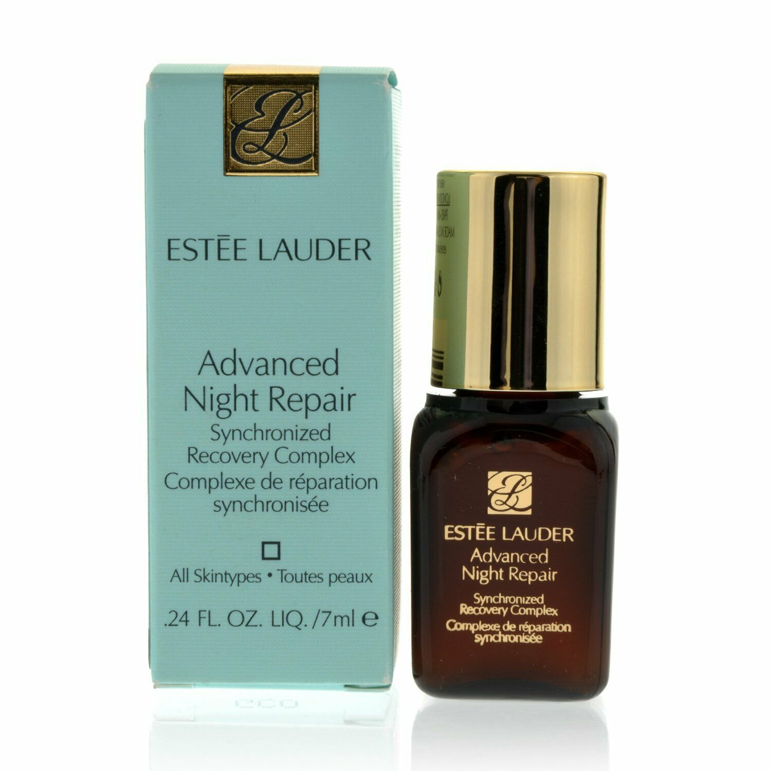 ESTEE LAUDER Advanced Night Repair Synchronized Complex II .24oz 7ml NeW in BoX - $14.50