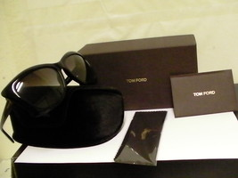 Womens TOM FORD New Sunglasses Lana Butterfly TF 280 - 01B - $178.15
