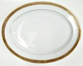 "Haviland Limoges Place Vendome, Large Oval Platter 15 3/4"" x 12 1/2"" - $148.49"
