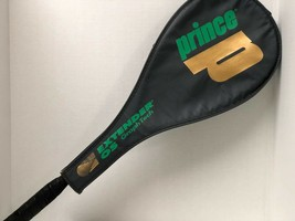 PRINCE EXTENDER OS GRAPH TECK <8> SQUASH RACQUET OVERSIZE with cover - $13.15