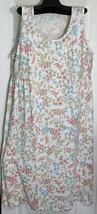 NEW J. Jill  women plus size 1X Pima Sleep Empire-Waist Long Gown Dress ... - $39.57