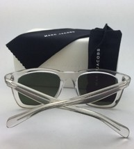 MARC By MARC JACOBS Sunglasses MMJ 335/S CRACE Clear Wayfarer w/Grey Fade+Mirror