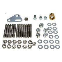 Polished Aluminum Small Block Ford Intake Manifold 60's-70's SBF 260 289 302 5.0 image 9
