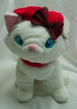 "Walt Disney Aristocats Soft Holiday Marie Kitten 11"" Plush Stuffed Animal New - $24.74"